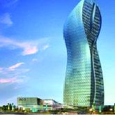Azerbaijan socar tower